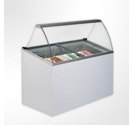 Холодильная витрина для мороженого UGUR UDD 400 SCER