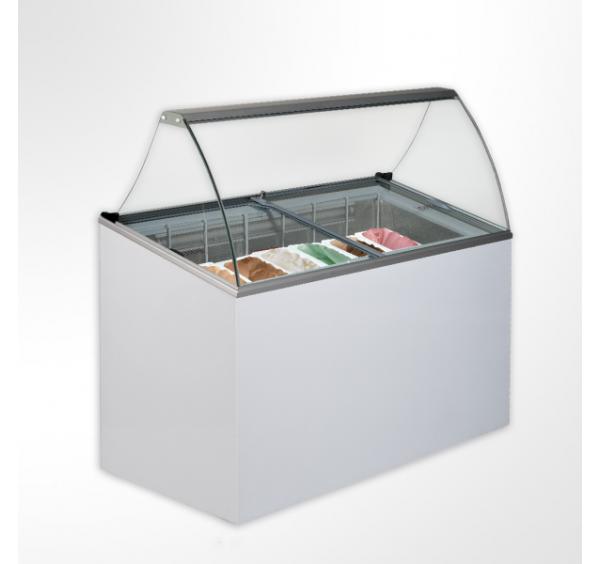 Холодильная витрина для мороженого UGUR UDD 400 SCER - toptechno.ru