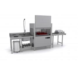 Машина посудомоечная конвейерная APACH ARC100