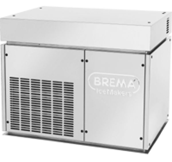 Льдогенератор чешуйчатого льда BREMA, серии Muster 350 - toptechno.ru
