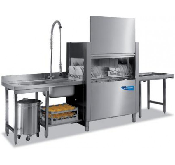 Конвейерная посудомоечная машина ELETTROBAR NIAGARA 2150 - toptechno.ru