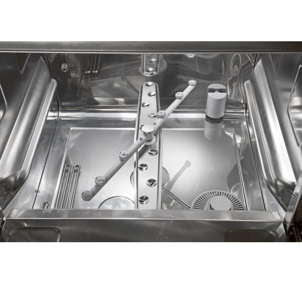Машина посудомоечная фронтальная DIHR GS50+DD+DP - toptechno.ru