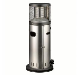 Инфракрасный газовый обогреватель Polo 2.0 Edelstahl (546051) в комплекте с чехлом