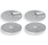 Комплект Hallde из 4 режущих дисков для RG-200, RG-250