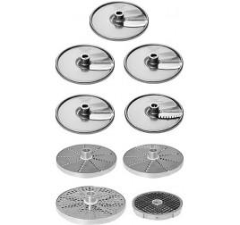 Комплект Hallde из 9 режущих дисков для RG-350, RG-400