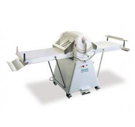 Тестораскаточная машина SH6002/14-I с инвертором скорости и станцией нарезки на круассаны