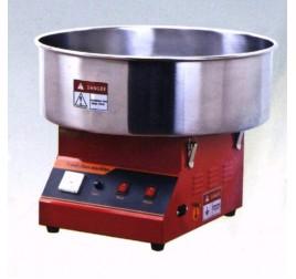 Аппарат для приготовления сахарной ваты STARFOOD ( диам.520 мм), красный