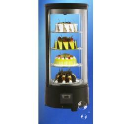 Витрина холодильная STARFOOD  72L( круглая)
