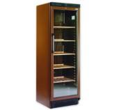 Шкаф холодильный UGUR USD 374 GD винный (стекло)