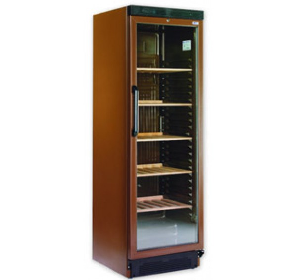 Шкаф холодильный UGUR USD 374 GD винный (стекло) - toptechno.ru