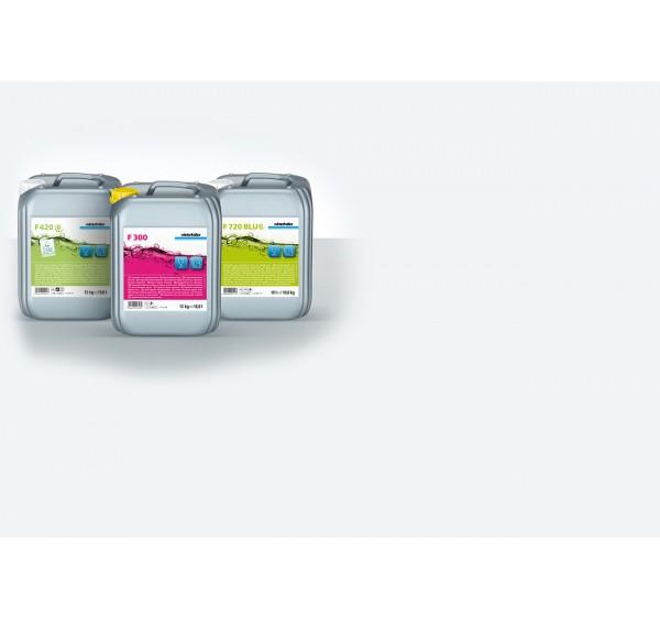 Жидкое щелочное моющее средство Winterhalter для жёсткой воды F420 - toptechno.ru